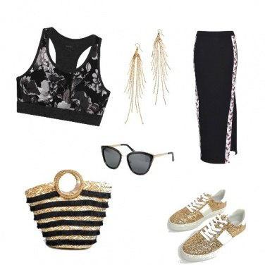 Outfit Sporty chic