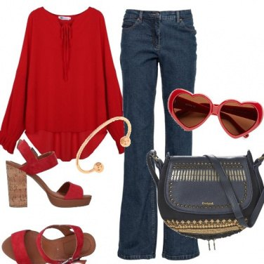 Outfit Ispirazione seventies