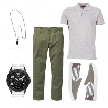 Outfit Casual #3675
