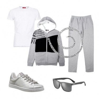 Outfit Casual #3676