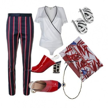 Outfit Saldi chic