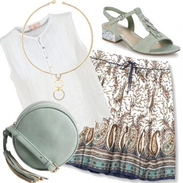 Outfit Shabby chic