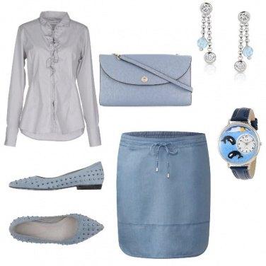 Outfit Tutti i giorni basic