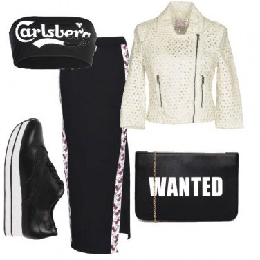 Outfit Serate urban