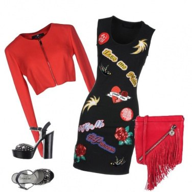 Outfit Rock #2304