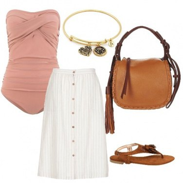 Outfit Etnico #2729