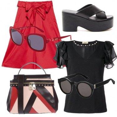 Outfit Quasi in ferie