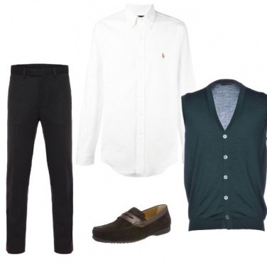 Outfit Business/Elegante #1010