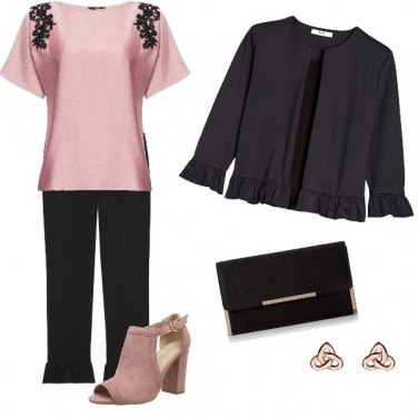 Outfit Amazon woman