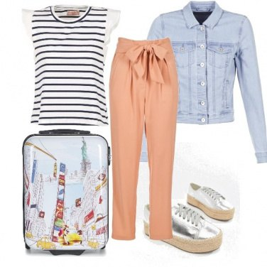 Outfit New York arrivo!