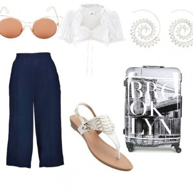 Outfit Partenza con stile !