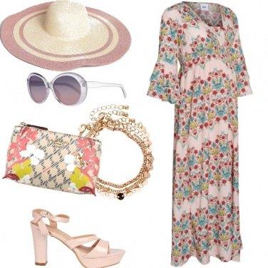 Outfit Brunch a bordo piscina