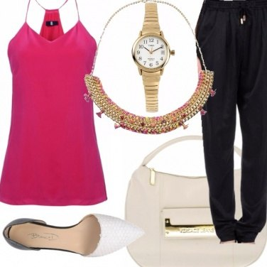 Outfit Soft eleganza