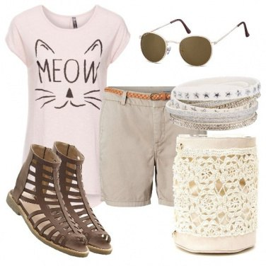 Outfit TSK Meow