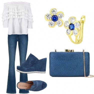 Outfit Parola d\'ordine semplicita