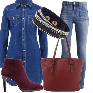 Outfit A tutto jeans