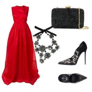 Outfit Saldi sognando a un Capodanno da star
