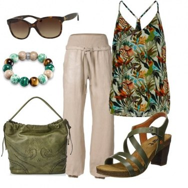 Outfit Etnico #2738