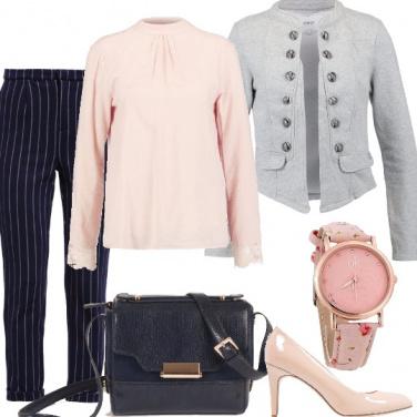 Outfit Bon ton si, ma economico