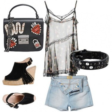 Outfit Rock #2317