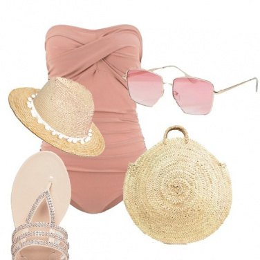 Outfit Pink Sand