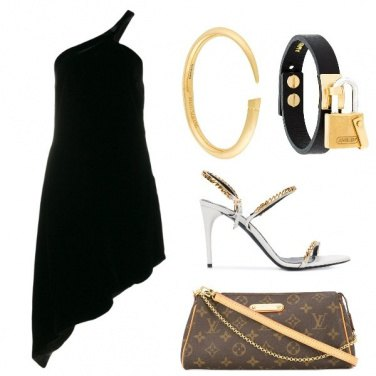 Outfit Lucchetto trendy