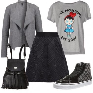 Outfit La ragazza fashionista