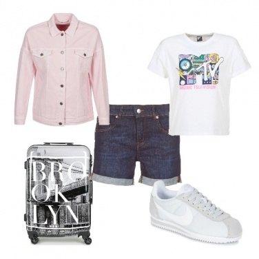 Outfit In viaggio per Brooklyn