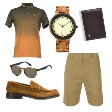 Outfit Polo