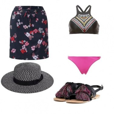 Outfit Etnico #2741