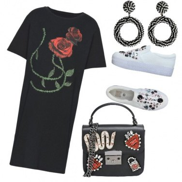 Outfit Rock and roll