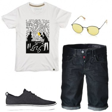 Outfit Casual #3710