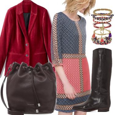 Outfit Colorate ispirazioni d\'autunno