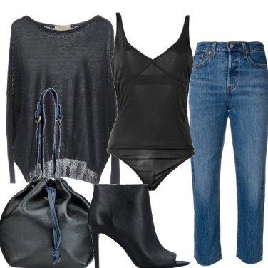 Outfit Come mi vorrei