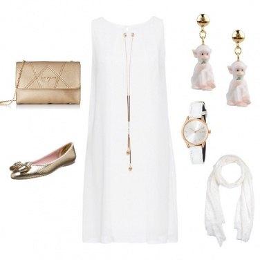 Outfit Mattinata in centro