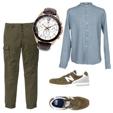 Outfit Casual #3711