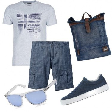 Outfit Casual #3721