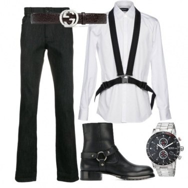 Outfit Look Man1