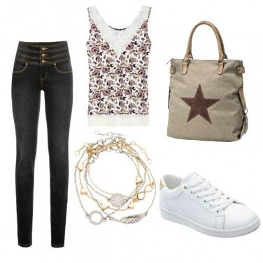 Outfit Urban #5479