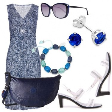 Outfit TSK I colori del mare