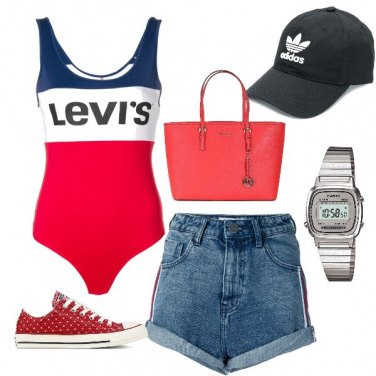 Outfit I love shopping