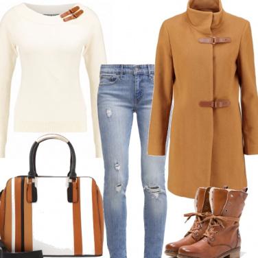 Outfit Oggi solo shopping