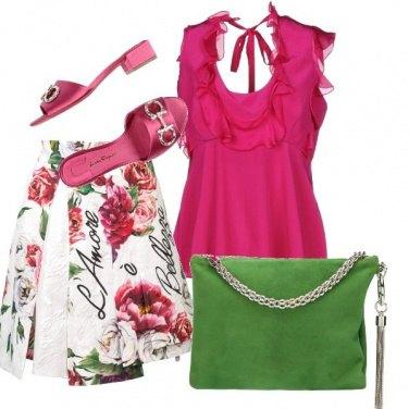 Outfit Bon Ton #8208
