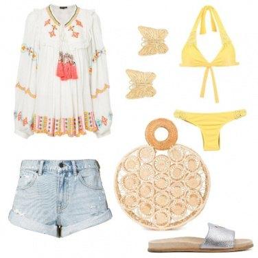 Outfit La blusa bohemien