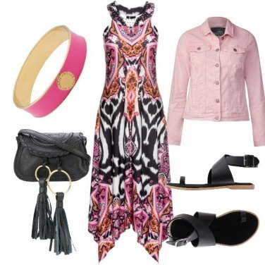 Outfit Etnico #2751