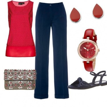 Outfit Easy vintage