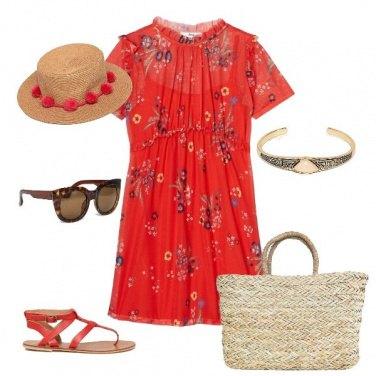 Outfit Passeggiata in spiaggia