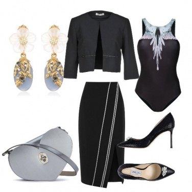 Outfit Eleganza e classe
