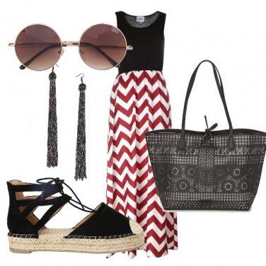 Outfit Shopping con i saldi