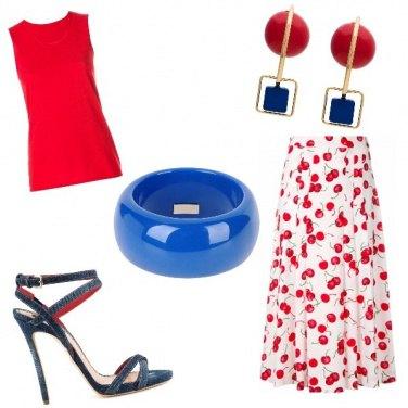 Outfit Cherry season